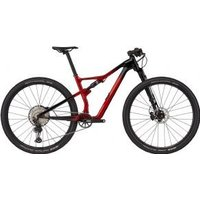 Cannondale Scalpel Carbon 3 Lefty 29er Mountain Bike  2021 X-Large - Candy Red