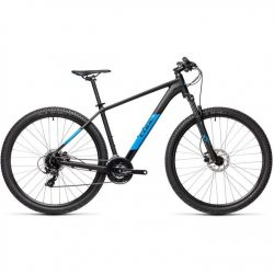 Cube Aim Pro 2021 Mountain Bike - Black