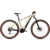 Cube Reaction Hybrid Performance 625 E-Bike (2021)   Electric Mountain Bikes