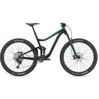Giant Trance 29 2 Mountain Bike 2021 Medium - Black/ Teal
