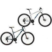 Gt Aggressor Expert Mountain Bike  2021 Large - Slate Gray