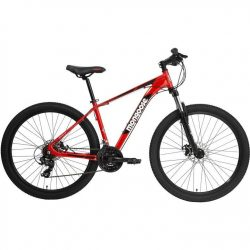 Mongoose Villain 1 2021 Mountain Bike - Red (B)