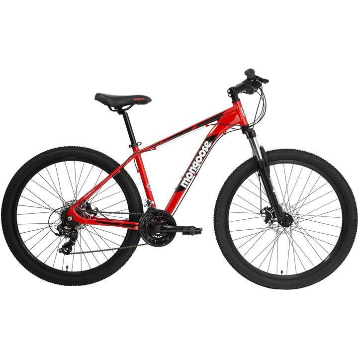 Mongoose Villain 1 2021 Mountain Bike - Red (B)