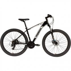Mongoose Villain 2 2021 Mountain Bike - Black (B)
