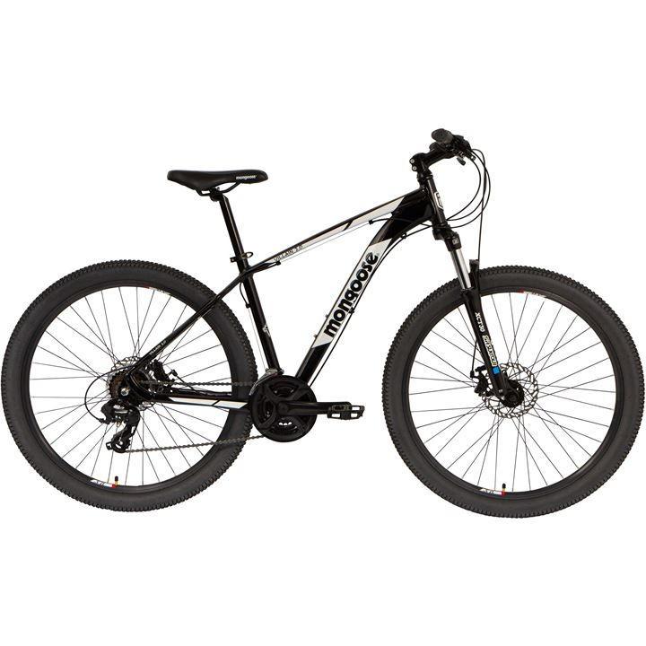 Mongoose Villain 2 2021 Mountain Bike - Black (B)