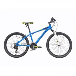 Muddyfox Anarchy24 Kids Mountain Bike - Blue/Black