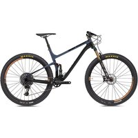 NS Bikes Synonym 1 Suspension Bike 2020 - Black - Grey