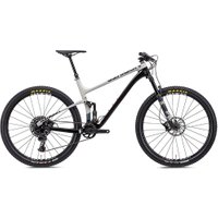 NS Bikes Synonym 2 Suspension Bike 2020 - Black - White
