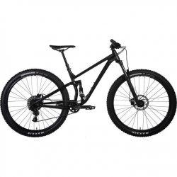 Norco Fluid FS 3 2019 Mountain Bike - Black