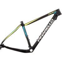 Pinarello Rokh Xc 29 Hardtail Frame 2020 - Black - Yellow - S