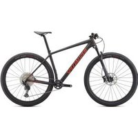 Specialized Epic Hardtail Carbon 29er Mountain Bike  2021 X-Small - Satin Carbon/Rocket Red