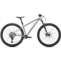 Specialized Fuse Expert 29er Mountain Bike  2021 Medium - Brushed Silver