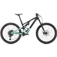 Specialized Stumpjumper Evo Expert Carbon 29er Mountain Bike 2021 S1 - Gloss Carbon/Oasis/Black