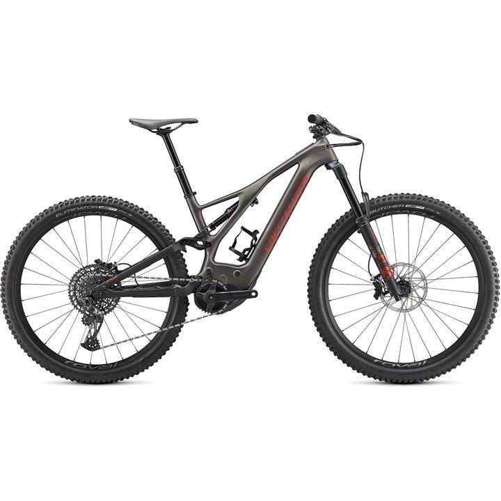 Specialized Turbo Levo Expert Carbon 29 2021 Mountain Bike - Grey