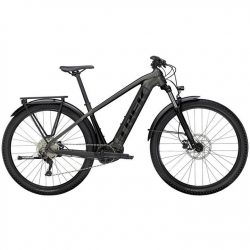 Trek Powerfly Sport 4 Equipped 2021 Electric Mountain Bike - Lithium Grey22