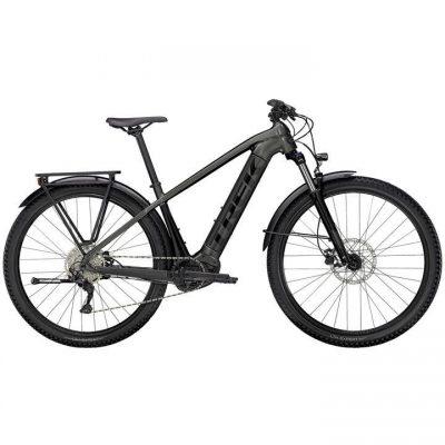 Trek Powerfly Sport 4 Equipped 2021 Electric Mountain Bike - Lithium Grey22