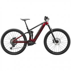 Trek Rail 7 2021 Electric Mountain Bike - Black