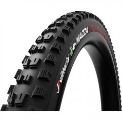 Vittoria E-Mazza Enduro 2-Ply 4C G.20 27.5 Mountain Bike Tyre - black