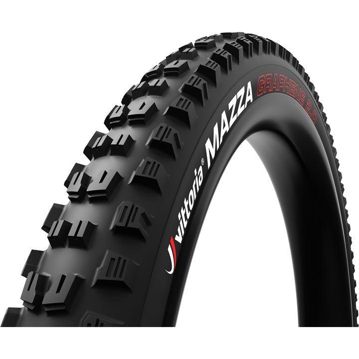Vittoria Mazza 29 Enduro G2.0 Mountain Bike Tyre - Black