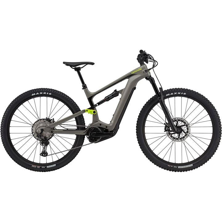 £6300.00 – Cannondale Habit Neo 2 2021 Electric Mountain Bike – Stealth Grey 22