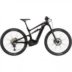 Cannondale Habit Neo 3 2021 Electric Mountain Bike - Black 22