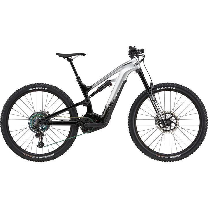 Cannondale Moterra Neo Carbon 1 2021 Electric Mountain Bike - Mercury 22