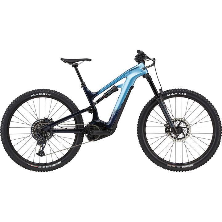 £6300.00 – Cannondale Moterra Neo Carbon 2 2021 Electric Mountain Bike – Alpine 22