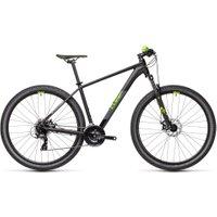 Cube Aim 27.5 Hardtail Bike (2021)   Hard Tail Mountain Bikes