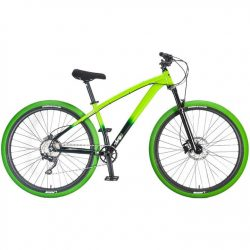 Mafia Bikes Bikes Lucky 6 STB-R 2020 Mountain Bike - Green