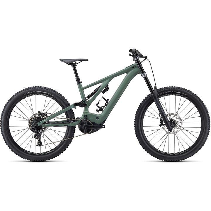 Specialized Kenevo Expert 2021 Electric Mountain Bike - Sage Green