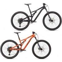 Specialized Stumpjumper Alloy Mountain Bike 2021 S2 - Satin Black/Smoke