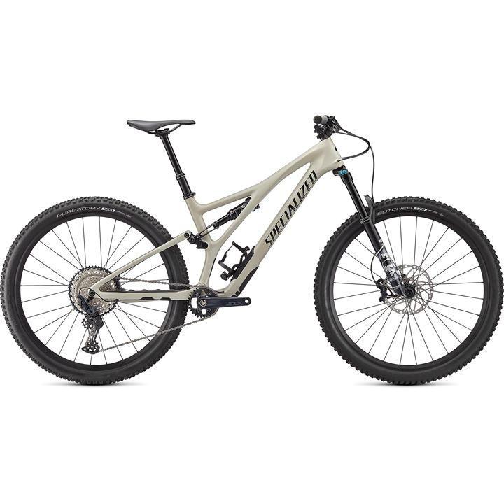Specialized Stumpjumper Comp 2021 Mountain Bike - White Mountains