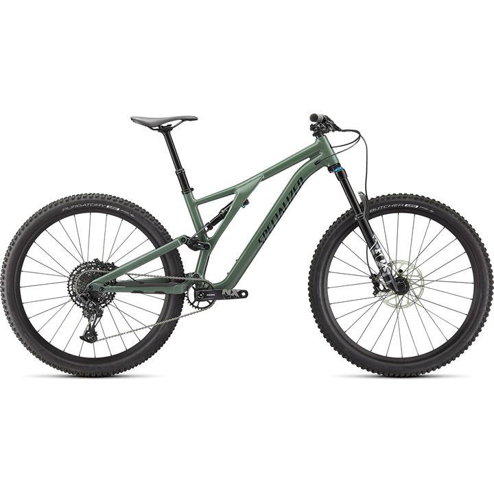 £2500.00 – Specialized Stumpjumper Comp Alloy 2021 Mountain Bike – Sage Green 22