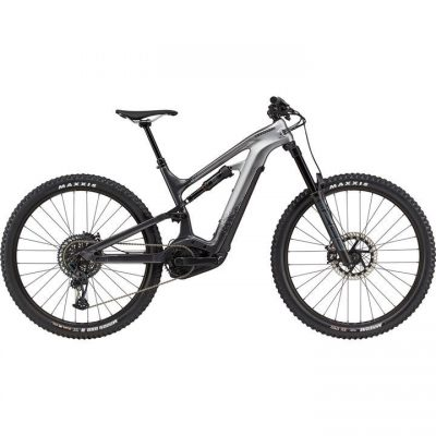 Cannondale Moterra Neo Carbon 2 2021 Electric Mountain Bike - Charcoal Grey22