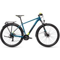 Cube Aim 27.5 Allroad Hardtail Bike (2021)   Hard Tail Mountain Bikes