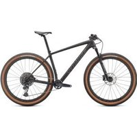 Specialized Epic Hardtail Expert Carbon 29er Mountain Bike  2021 X-Large - Satin Carbon/Spectraflaie