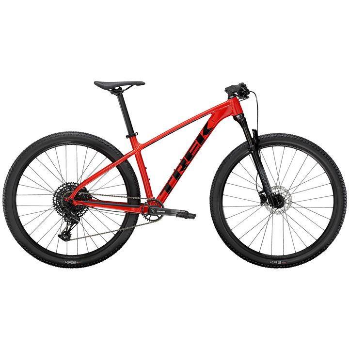 Trek X-Caliber 8 2021 Mountain Bike - Radio Red 21