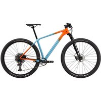 Cannondale F-Si Carbon 4 Mountain Bike 2021 - Hardtail MTB