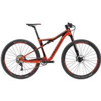 Cannondale Scalpel-Si Carbon 1 Mountain Bike 2018 - XC Full Suspension MTB