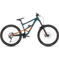 "Cube Hanzz 190 Race 27.5"" Mountain Bike 2019 - Enduro Full Suspension MTB"
