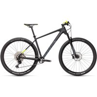 Cube Reaction C:62 Pro Hardtail Bike (2021)   Hard Tail Mountain Bikes