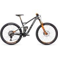 Cube Stereo 150 C:68 TM 29 Suspension Bike 2021 - FlashGrey - Orange