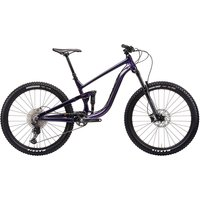 Kona Process 134 27.5 Suspension Bike 2021 - Gloss Prism Purple - Blue - XL