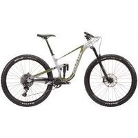 Kona Process 134 Cr/dl 29er Mountain Bike  2020 X-Large - Chrome-Silver/Olive
