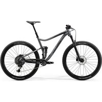 Merida One-Twenty 9.800 29er Mountain Bike 2018 - Trail Full Suspension MTB