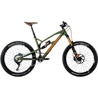 "Nukeproof Mega 275 Carbon Factory 27.5"" Mountain Bike 2019 - Enduro Full Suspension MTB"