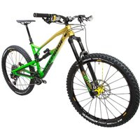 "Nukeproof Mega 275 Carbon Worx Sam Hill Edition 27.5"" Mountain Bike 2019 - Enduro Full Suspension MTB"