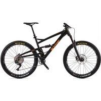 "Orange Four S 27.5"" Mountain Bike 2019 - Trail Full Suspension MTB"