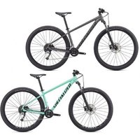 Specialized Rockhopper Comp 2x 29er Mountain Bike  2021 XX-Large - Gloss Oasis/Tarmac Black