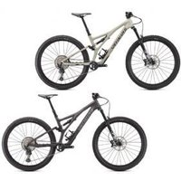 Specialized Stumpjumper Comp Mountain Bike 2021 S2 - Satin Smoke/Cool Grey/Carbon